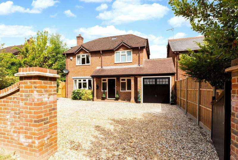 5 Bedrooms Detached House for sale in Reading Road, Chineham, Basingstoke, RG24