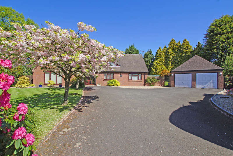 5 Bedrooms Detached House for sale in Ashley Court, Barnt Green, B45 8XB