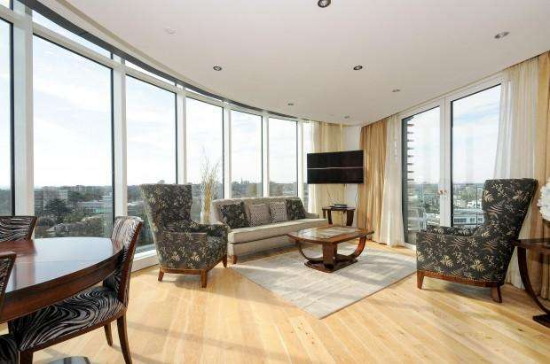 3 Bedrooms Apartment Flat for sale in Ireton House Ireton House, 3 Stamford Square, London, SW15