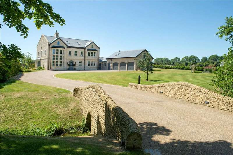6 Bedrooms Detached House for sale in Pottery Lane, Littlethorpe, Ripon, North Yorkshire, HG4
