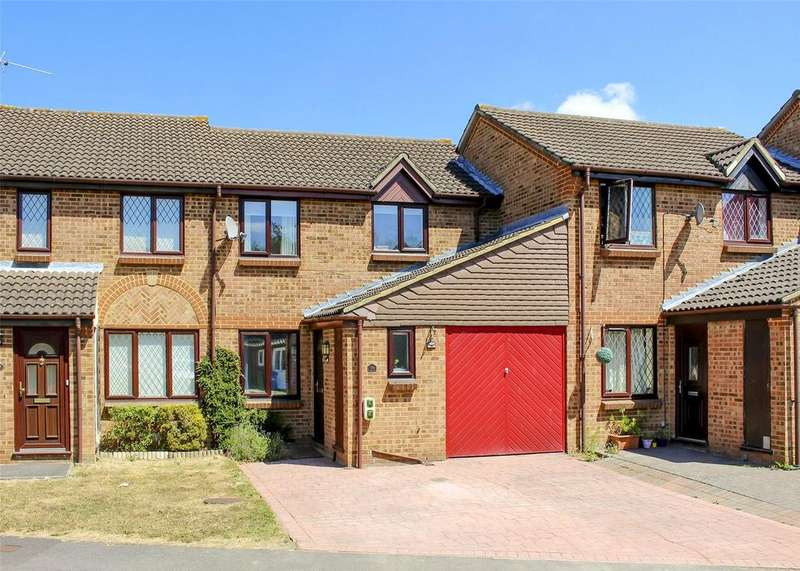 3 Bedrooms Terraced House for sale in Kilmington Close, Forest Park, Bracknell, Berkshire, RG12