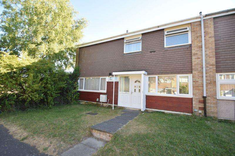 3 Bedrooms Semi Detached House for sale in Thrales Close, Luton