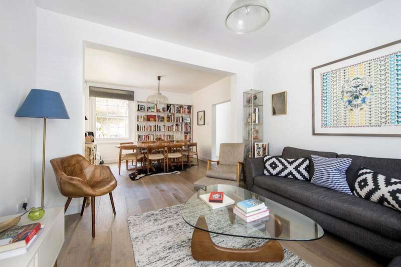 3 Bedrooms Terraced House for sale in Vallance Road, Bethnal Green, London, E2