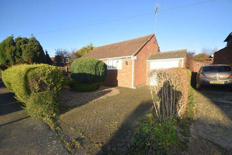 2 Bedrooms Detached Bungalow for sale in Fairgreen Road, Luton