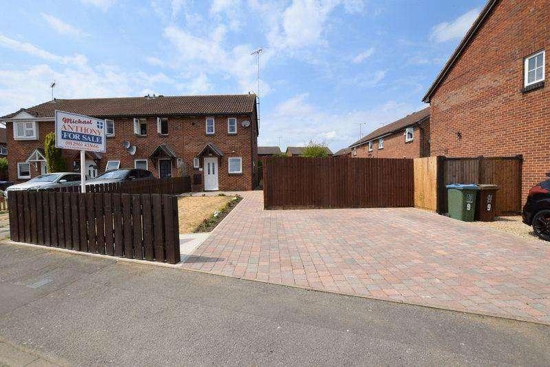 2 Bedrooms End Of Terrace House for sale in Field Way, Aylesbury