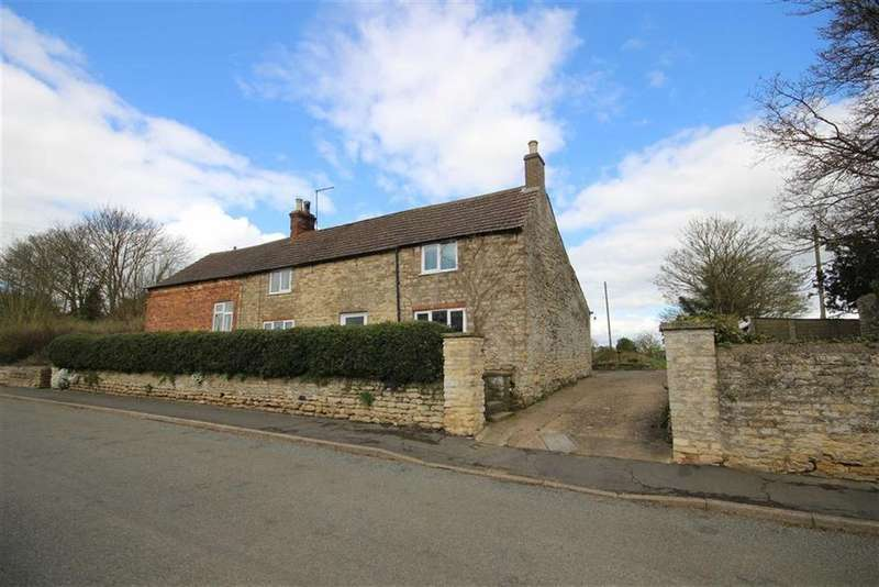 3 Bedrooms Detached House for sale in High Street, Fillingham, Gainsborough, Lincolnshire
