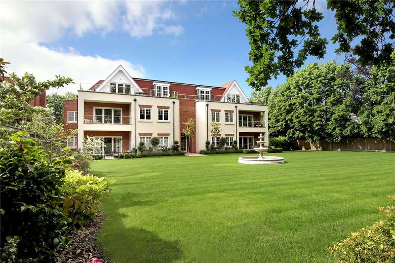 3 Bedrooms Flat for sale in Laggan House, Lady Margaret Road, Sunningdale, Berkshire, SL5