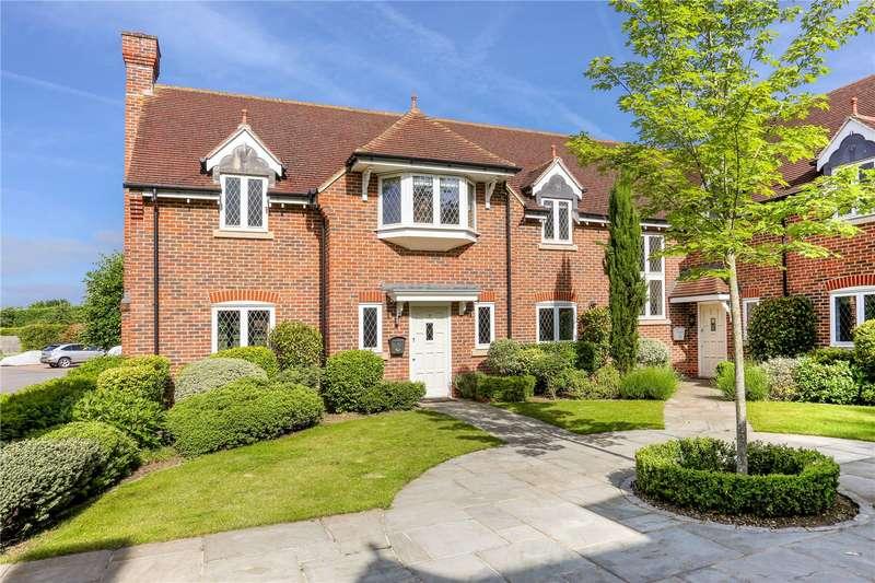 3 Bedrooms Semi Detached House for sale in Cranbourne Hall, Drift Road, Winkfield, Windsor, SL4