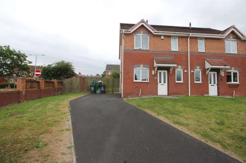 3 Bedrooms Semi Detached House for sale in Parham Grove, Carlisle, CA2