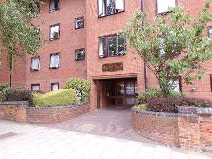 1 Bedroom Flat for sale in Aspley Court, Warwick Ave, Bedford, Bedfordshire