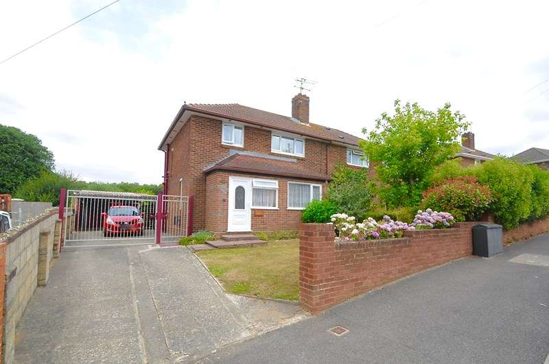 3 Bedrooms Semi Detached House for sale in Kitchener Crescent, Waterloo, Poole