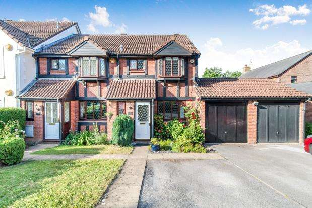 3 Bedrooms Terraced House for sale in Basingstoke, Hampshire