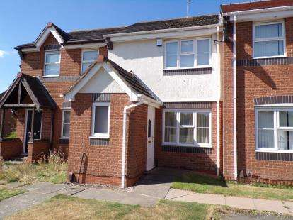 2 Bedrooms Semi Detached House for sale in Ryder Road, Kirby Frith, Leicester, Leicestershire