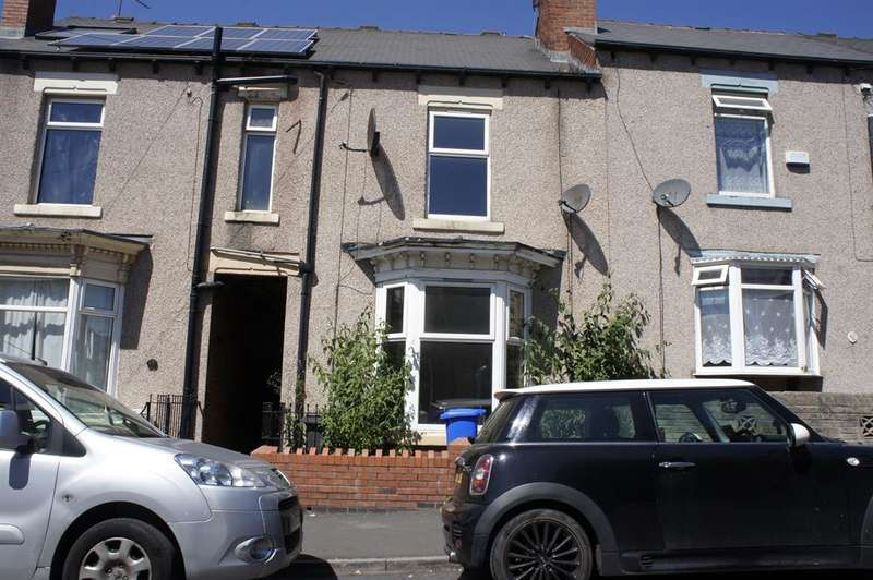 3 Bedrooms Terraced House for sale in Gainsford Road, Darnall, Sheffield, S9 4RJ