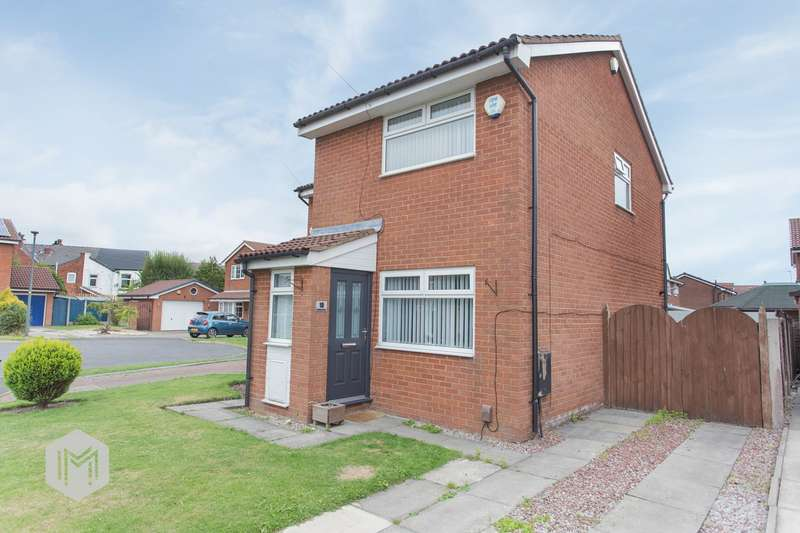 2 Bedrooms Semi Detached House for sale in Cadman Grove, Hindley, Wigan, WN2