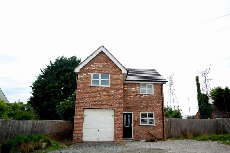 4 Bedrooms Detached House for sale in Church Street, Connah's Quay