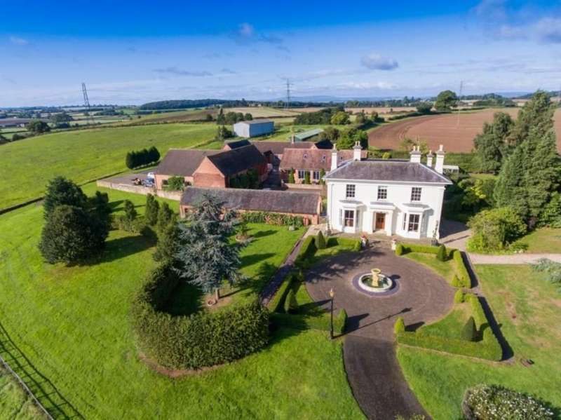 5 Bedrooms Equestrian Facility Character Property for sale in Pattingham, South Staffordshire
