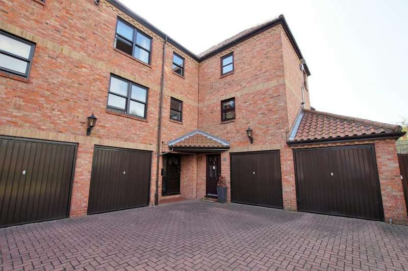 1 Bedroom Flat for sale in Wain Well Mews, Lincoln