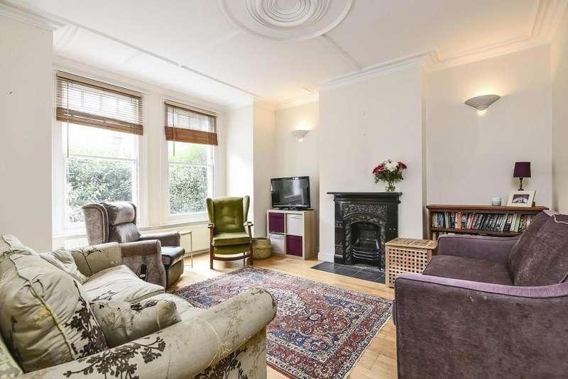 3 Bedrooms Maisonette Flat for sale in Sternhold Avenue, Streatham Hill