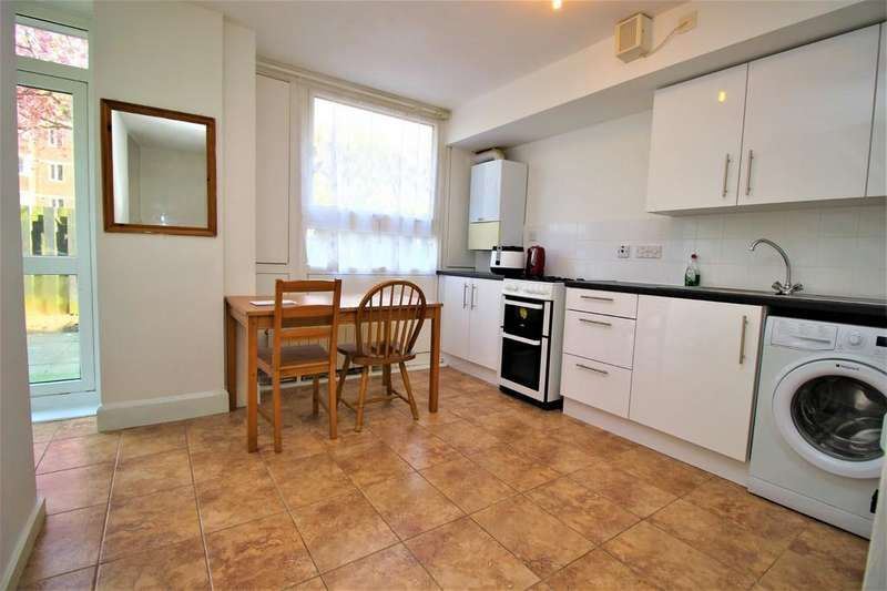 2 Bedrooms Apartment Flat for sale in Twyford House, Chisley Road, Seven Sisters