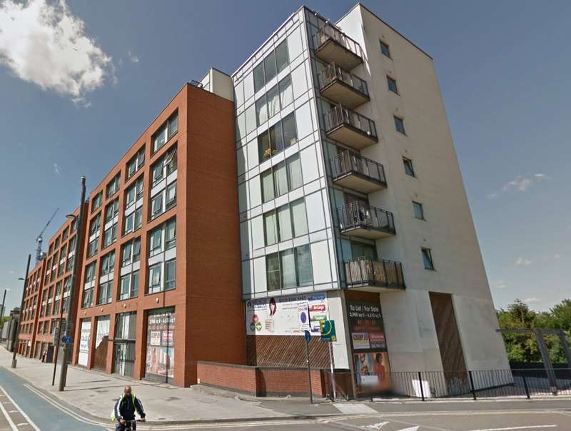2 Bedrooms Apartment Flat for sale in The Lock Building, High Street, Stratford, E15