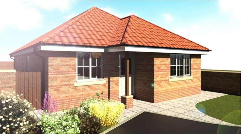 3 Bedrooms Detached Bungalow for sale in Vicarage Lane, Helpringham, NG34
