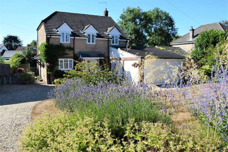 4 Bedrooms Detached House for sale in CATTISTOCK, DORCHESTER