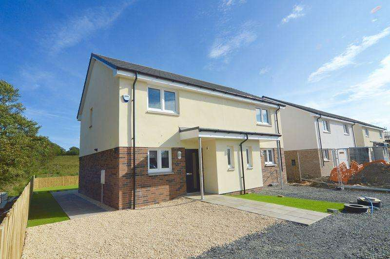 3 Bedrooms Semi-detached Villa House for sale in Hayhill, Bryden Way, Near Drongan