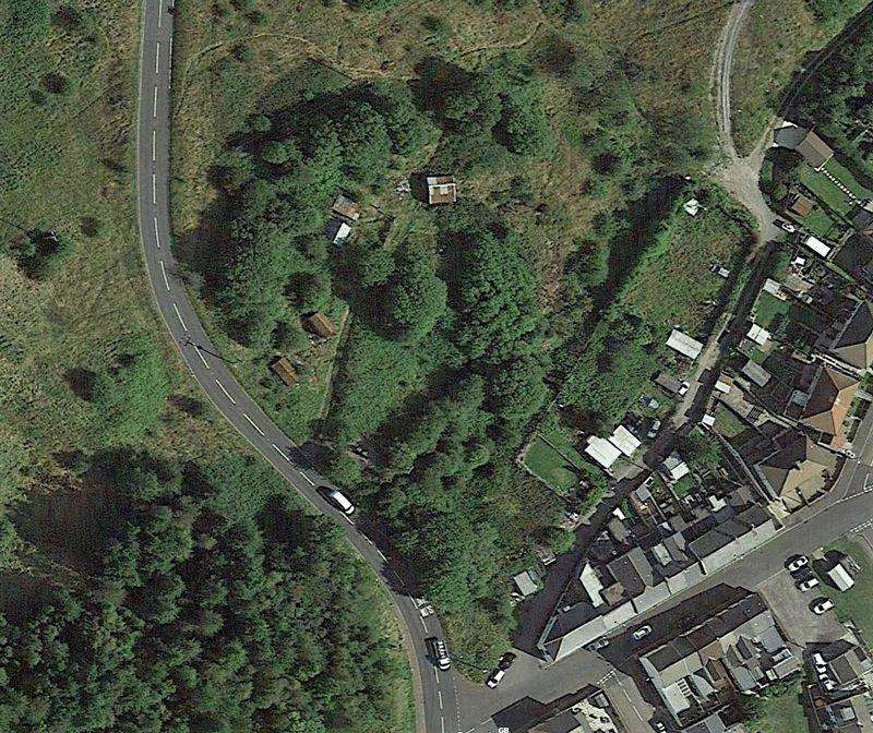 Land Commercial for sale in Rifle Green, Blaenavon