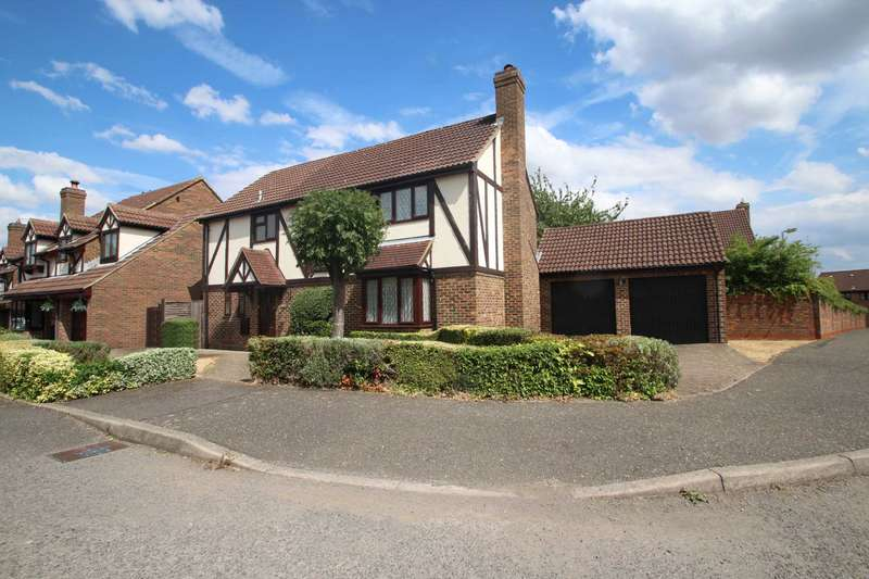 4 Bedrooms Detached House for sale in STUNNING 4 BED DETACHED with DOUBLE GARAGE