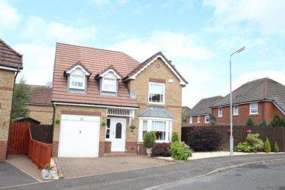 4 Bedrooms Detached House for sale in Lochmaben Wynd, Kilmarnock, East Ayrshire