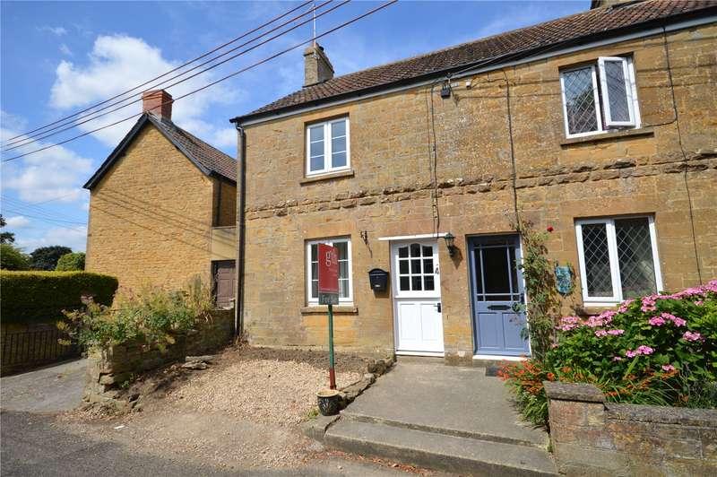 2 Bedrooms End Of Terrace House for sale in Broadmead Lane, Norton Sub Hamdon, Stoke-Sub-Hamdon, Somerset, TA14