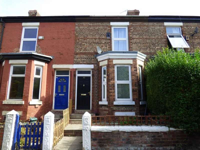2 Bedrooms Terraced House for sale in Davenport Avenue, Withington, Manchester, M20