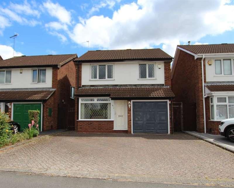 3 Bedrooms Detached House for sale in Farndon Way, New Oscott, Birmingham, B23 5XU