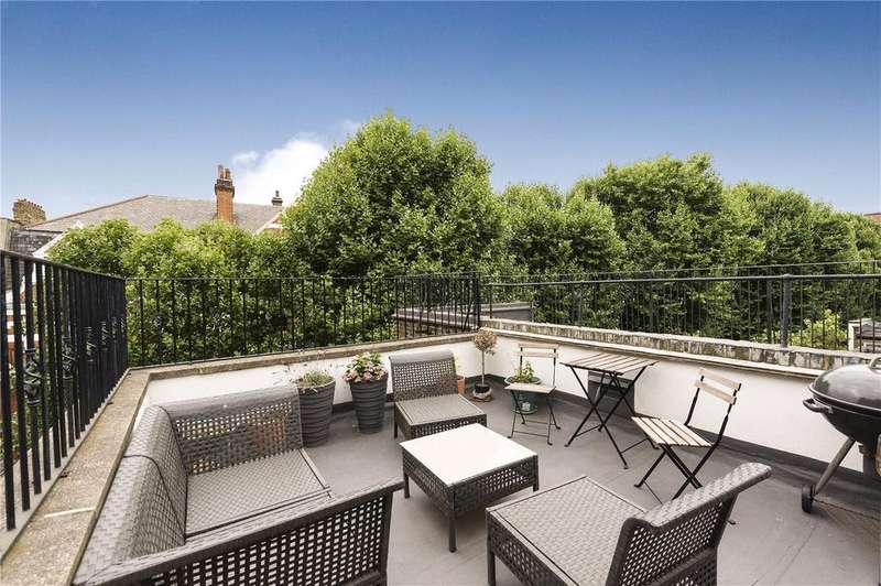 2 Bedrooms Flat for sale in Cheniston Gardens, Kensington, London, W8
