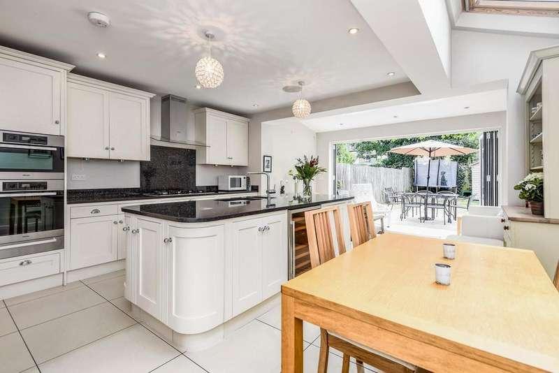 5 Bedrooms Terraced House for sale in Littleton Street, Earlsfield