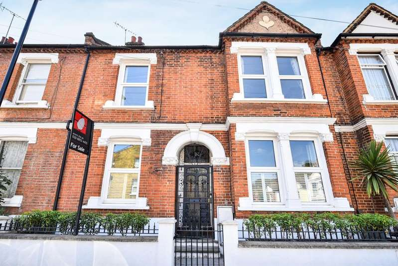 4 Bedrooms Terraced House for sale in Sandrock Road Lewisham SE13