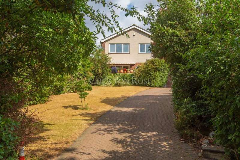 4 Bedrooms Detached House for sale in Ranson Road, Close to Nowich City Centre