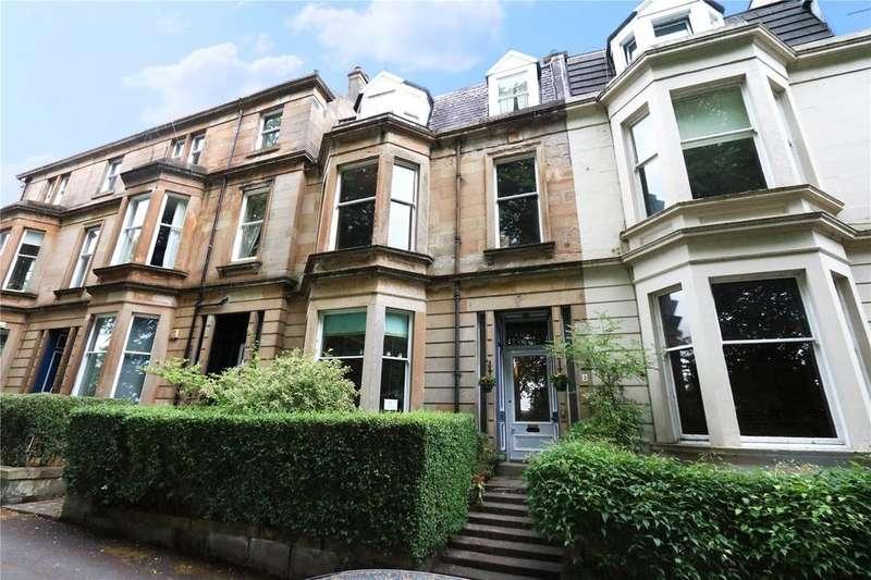 6 Bedrooms House for sale in Striven Gardens, North Kelvinside, Glasgow