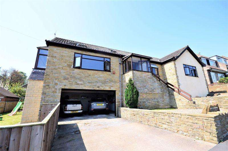4 Bedrooms Detached House for sale in Burndale House Sleights