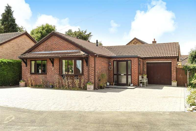 3 Bedrooms Detached Bungalow for sale in Beech Road, Branston, LN4