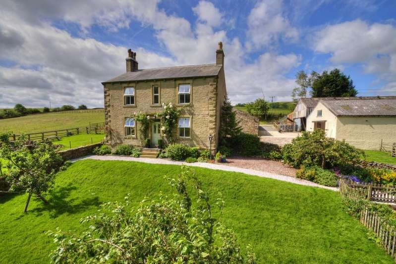 4 Bedrooms Detached House for sale in Huntworth Farm, Giggleswick