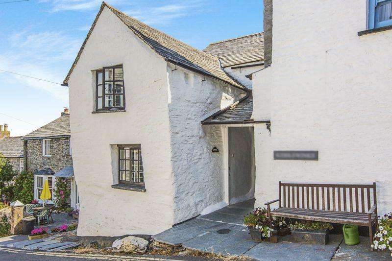 3 Bedrooms Cottage House for sale in Fore Street, Boscastle