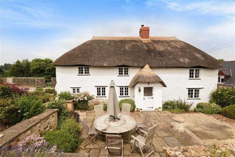 4 Bedrooms Detached House for sale in Saddle Street, Thorncombe, Dorset, TA20