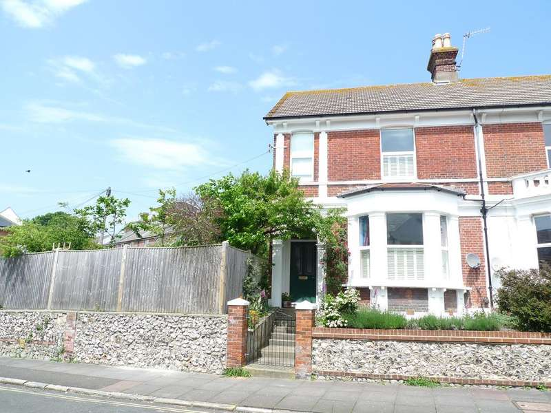4 Bedrooms End Of Terrace House for sale in New Upperton Road, Old Town, Eastbourne, BN21
