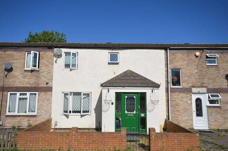3 Bedrooms Terraced House for sale in Trident Drive, Houghton Regis
