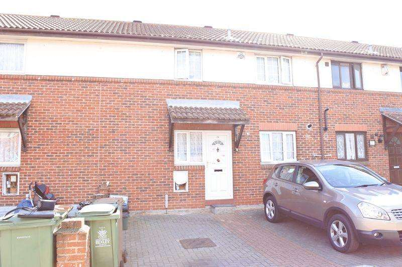 3 Bedrooms Terraced House for sale in Longworth Close, North Thamesmead