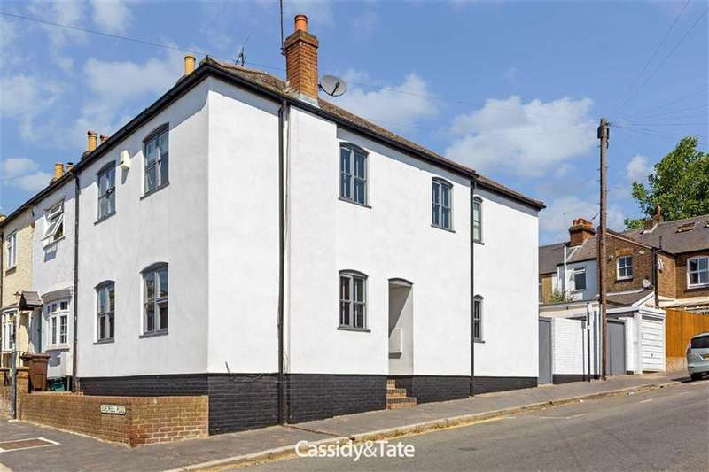 4 Bedrooms End Of Terrace House for sale in Bardwell Road, St Albans, Hertfordshire