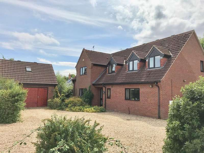 5 Bedrooms Detached House for sale in Westminster Lane, Bourne, PE10