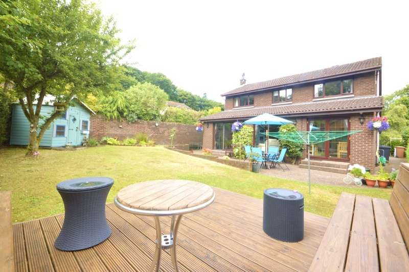 5 Bedrooms Detached House for sale in Dunvegan Avenue, Kirkcaldy, KY2